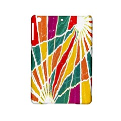 Multicolored Vibrations Apple Ipad Mini 2 Hardshell Case