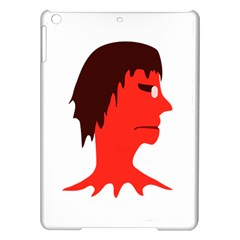 Monster with Men Head Illustration Apple iPad Air Hardshell Case