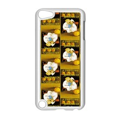 A Thrilling Halloween Apple iPod Touch 5 Case (White)