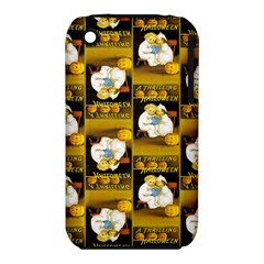 A Thrilling Halloween Apple iPhone 3G/3GS Hardshell Case (PC+Silicone)