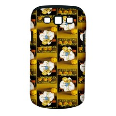 A Thrilling Halloween Samsung Galaxy S III Classic Hardshell Case (PC+Silicone)