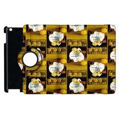 A Thrilling Halloween Apple iPad 3/4 Flip 360 Case