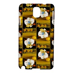 A Thrilling Halloween Samsung Galaxy Note 3 N9005 Hardshell Case