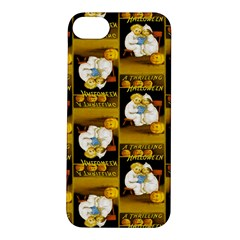 A Thrilling Halloween Apple iPhone 5S Hardshell Case