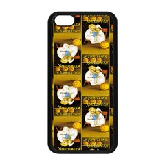 A Thrilling Halloween Apple iPhone 5C Seamless Case (Black)