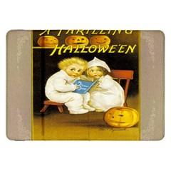 A Thrilling Halloween Samsung Galaxy Tab 8.9  P7300 Flip Case