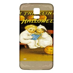 A Thrilling Halloween Samsung Galaxy S5 Back Case (White)