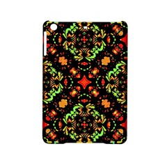 Intense Floral Refined Art Print Apple Ipad Mini 2 Hardshell Case