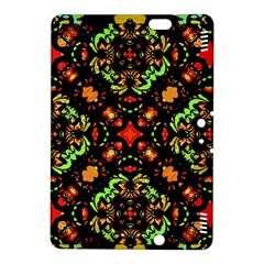 Intense Floral Refined Art Print Kindle Fire Hdx 8 9  Hardshell Case