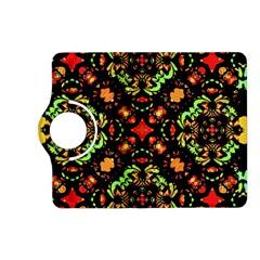 Intense Floral Refined Art Print Kindle Fire Hd 7  (2nd Gen) Flip 360 Case