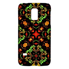 Intense Floral Refined Art Print Samsung Galaxy S5 Mini Hardshell Case