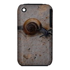 cute little guy Apple iPhone 3G/3GS Hardshell Case (PC+Silicone)