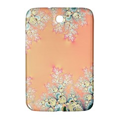 Peach Spring Frost On Flowers Fractal Samsung Galaxy Note 8.0 N5100 Hardshell Case