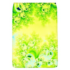 Sunny Spring Frost Fractal Removable Flap Cover (large)