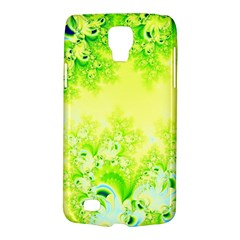 Sunny Spring Frost Fractal Samsung Galaxy S4 Active (I9295) Hardshell Case