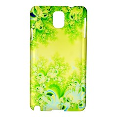 Sunny Spring Frost Fractal Samsung Galaxy Note 3 N9005 Hardshell Case