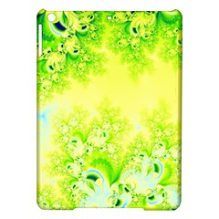 Sunny Spring Frost Fractal Apple iPad Air Hardshell Case