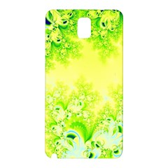 Sunny Spring Frost Fractal Samsung Galaxy Note 3 N9005 Hardshell Back Case
