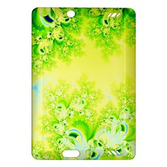 Sunny Spring Frost Fractal Kindle Fire HD 7  (2nd Gen) Hardshell Case