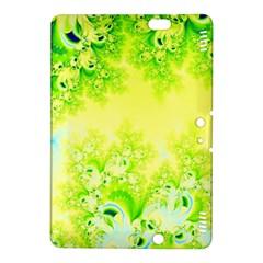 Sunny Spring Frost Fractal Kindle Fire HDX 8.9  Hardshell Case