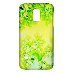Sunny Spring Frost Fractal Samsung Galaxy S5 Mini Hardshell Case
