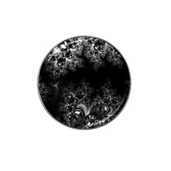 Midnight Frost Fractal Golf Ball Marker 4 Pack (for Hat Clip)