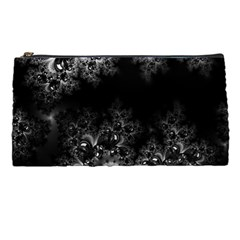 Midnight Frost Fractal Pencil Case