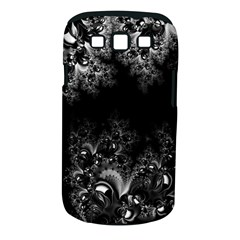 Midnight Frost Fractal Samsung Galaxy S III Classic Hardshell Case (PC+Silicone)