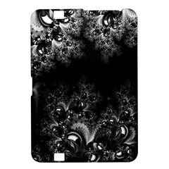 Midnight Frost Fractal Kindle Fire Hd 8 9  Hardshell Case