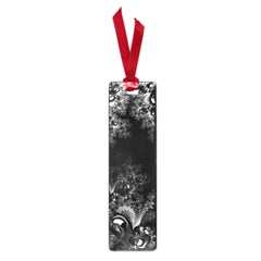 Midnight Frost Fractal Small Bookmark