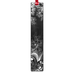 Midnight Frost Fractal Large Bookmark