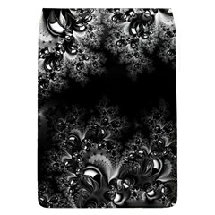 Midnight Frost Fractal Removable Flap Cover (Large)