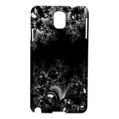 Midnight Frost Fractal Samsung Galaxy Note 3 N9005 Hardshell Case
