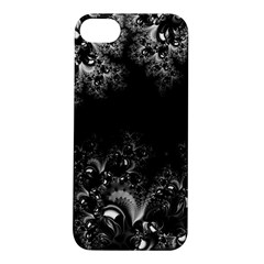 Midnight Frost Fractal Apple Iphone 5s Hardshell Case