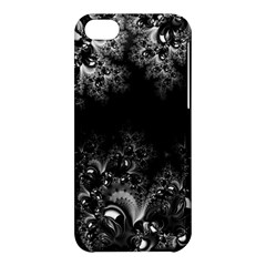 Midnight Frost Fractal Apple Iphone 5c Hardshell Case