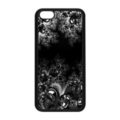Midnight Frost Fractal Apple Iphone 5c Seamless Case (black)