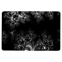 Midnight Frost Fractal Apple iPad Air Flip Case