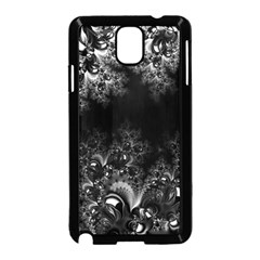 Midnight Frost Fractal Samsung Galaxy Note 3 Neo Hardshell Case (Black)