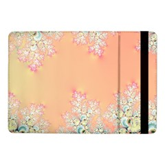 Peach Spring Frost On Flowers Fractal Samsung Galaxy Tab Pro 10.1  Flip Case