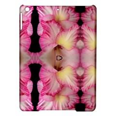 Pink Gladiolus Flowers Apple Ipad Air Hardshell Case