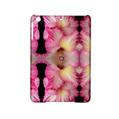 Pink Gladiolus Flowers Apple Ipad Mini 2 Hardshell Case