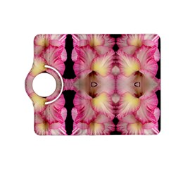 Pink Gladiolus Flowers Kindle Fire HD 7  (2nd Gen) Flip 360 Case