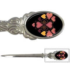 Love Collage Letter Opener