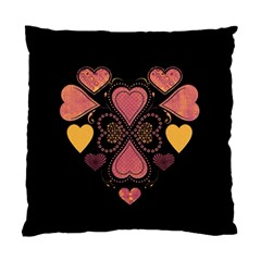 Love Collage Cushion Case (two Sided)