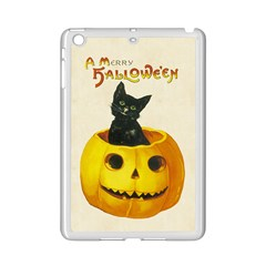 A Merry Hallowe en Apple iPad Mini 2 Case (White)