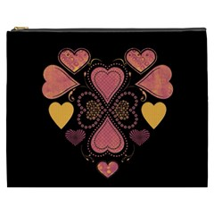 Love Collage Cosmetic Bag (XXXL)