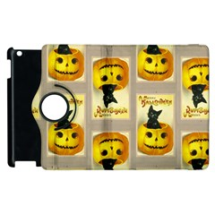 A Merry Hallowe en Apple iPad 2 Flip 360 Case
