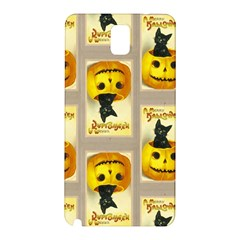 A Merry Hallowe en Samsung Galaxy Note 3 N9005 Hardshell Back Case