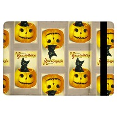 A Merry Hallowe en Apple iPad Air Flip Case