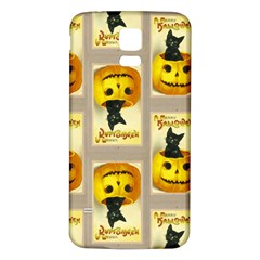 A Merry Hallowe en Samsung Galaxy S5 Back Case (White)